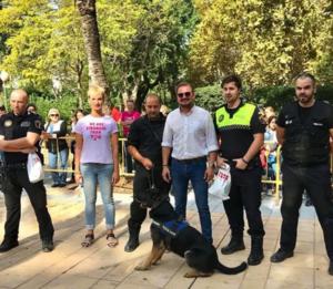 El Hospital Veterinario Valencia Sur participa en la gran Fira d'Amics del Animals de Silla