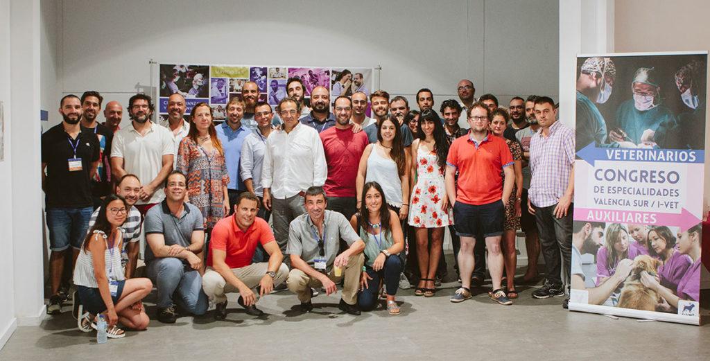 Congreso de Especialidades Veterinarias celebrado por Valencia Sur junto con I-VET