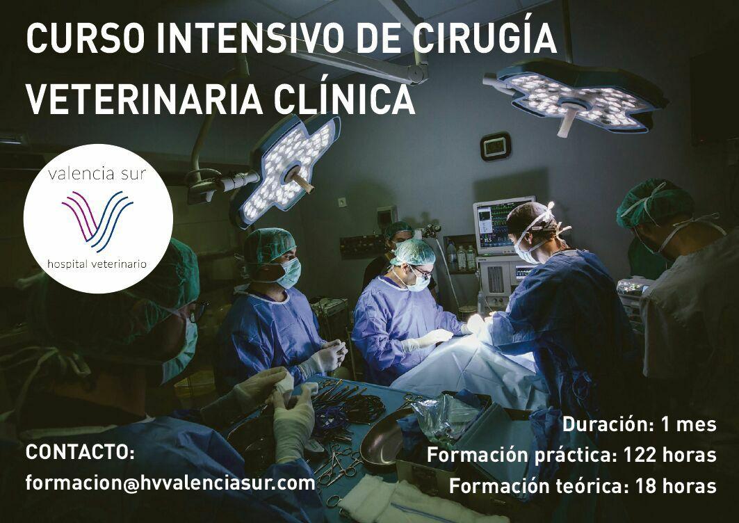 curso intensivo cirugía