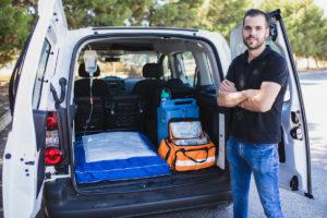 Valencia Sur amplía el servicio de ambulancia