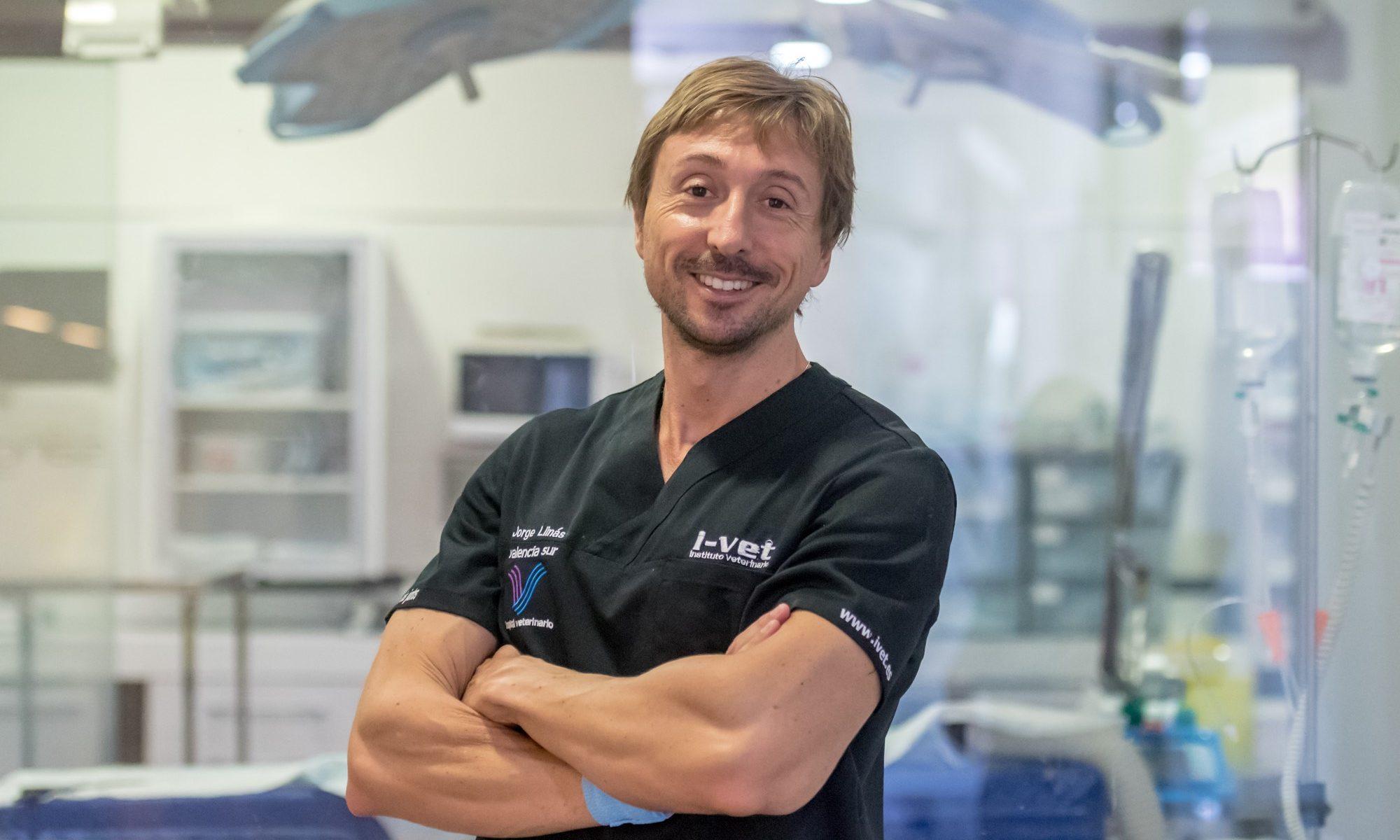 Jorge Llinas - Director Hospital Veterinario Valencia Sur