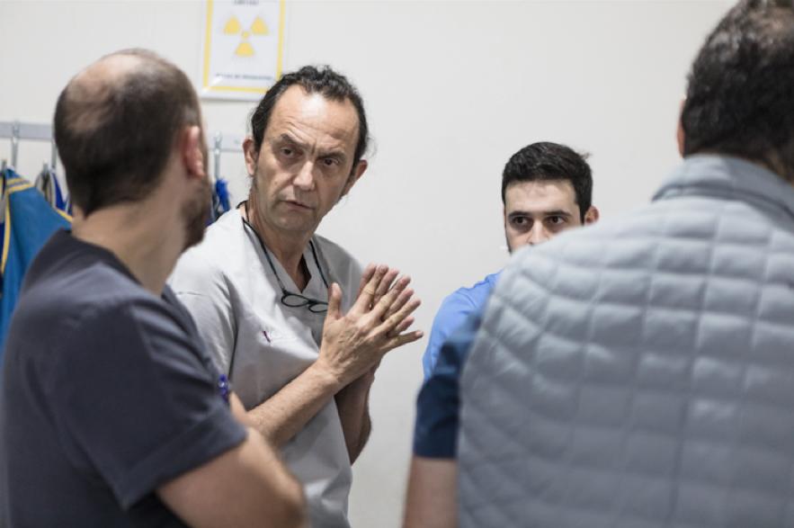 El doctor Zaera se une al Hospital Veterinario Valencia Sur.