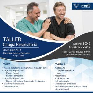 taller cirugia respiratoria valencia sur