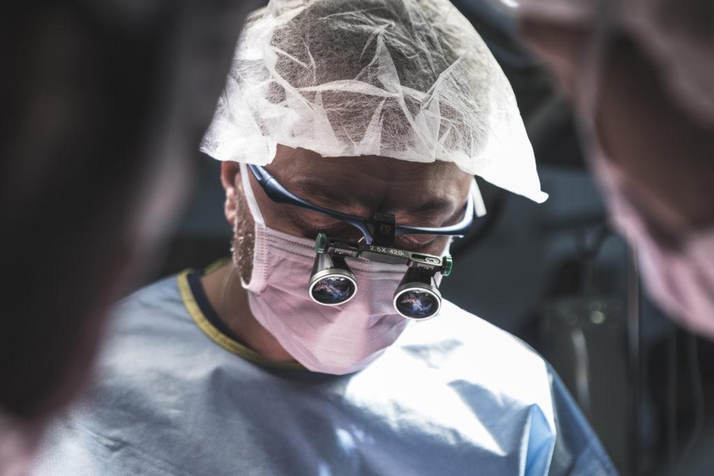 cirugía veterinaria toracica