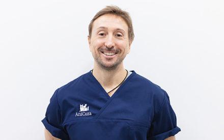 Jorge Llinas - Director Hospital Veterinario AniCura Valencia Sur