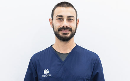 Oscar Rojas - Auxiliar Técnico Veterinario